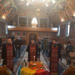 """Copiii Centrului de Cateheză """"Buna Vestire"""" al Parohiei """"Sf. Trei Ierarhi"""" Bacău au omagiat personalitatea poetului Mihai Eminescu"""